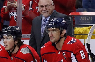 Ovechkin, Trotz are in new territory with Caps in East final
