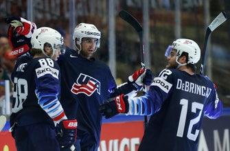 Led by Patrick Kane, United States shines at hockey worlds