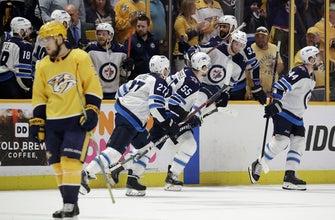Nashville Predators trio to join Sweden at hockey worlds