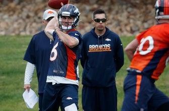 Chad Kelly has chance to win Broncos backup QB job
