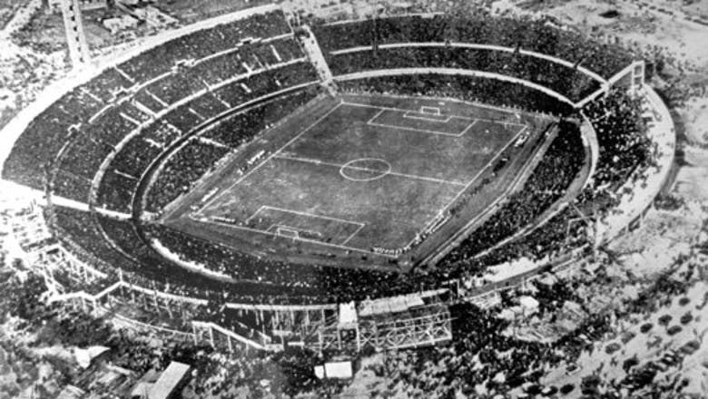 The place to be: Uruguay 1930 – where the World Cup began