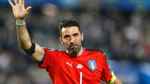 Italian great Gianluigi Buffon set to announce retirement