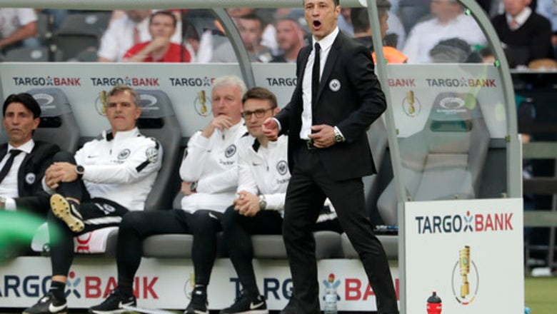 Kovac and Frankfurt stun Bayern 3-1 to win German Cup final