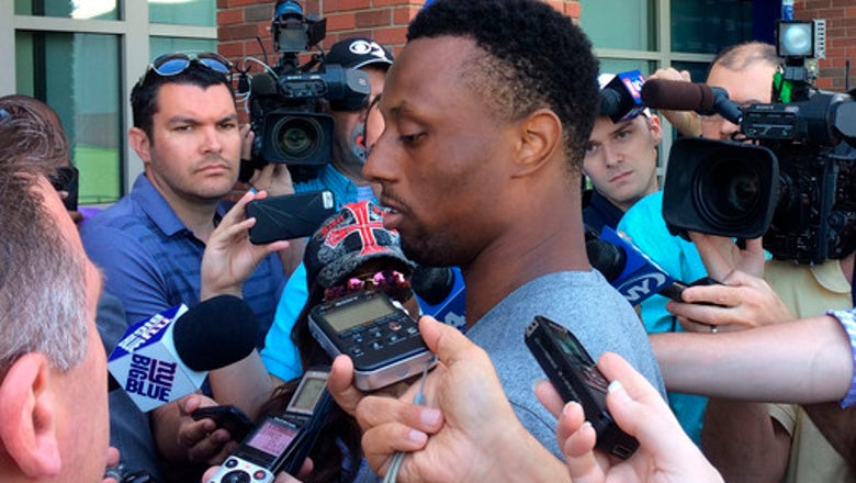 Giants CB Eli Apple trying to make the most of second chance