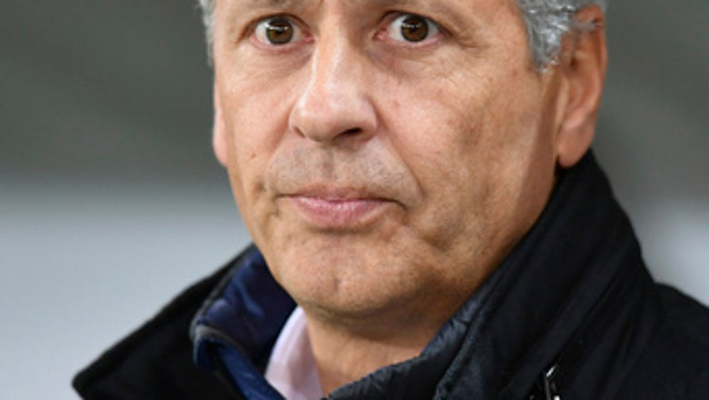 Borussia Dortmund appoints Lucien Favre as coach