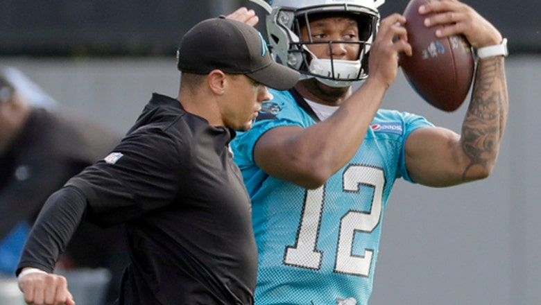 Panthers have new face at top, new faces on field this year