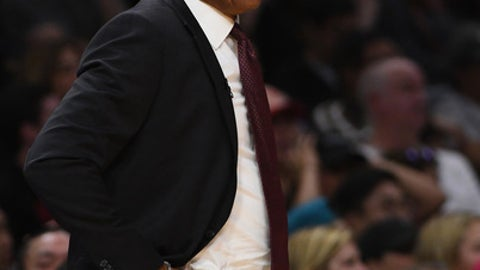 LOS ANGELES, CA - APRIL 03:  Head coach Doc Rivers of the Los Angeles Clippers during game against the San Antonio Spurs at Staples Center on April 3, 2018 in Los Angeles, California. (Photo by Jayne Kamin-Oncea/Getty Images)