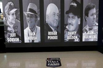 Gordon, Roush, Penske headline NASCAR Hall of Fame class