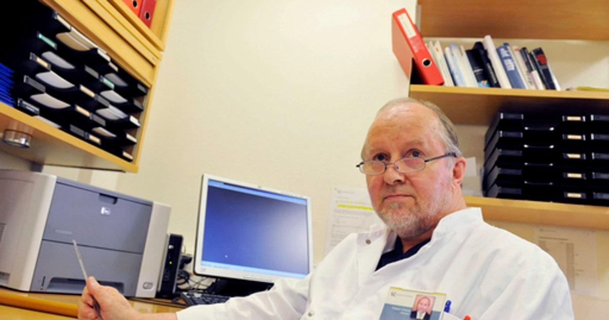 Sakari Orava, the doctor that heals World Cup stars