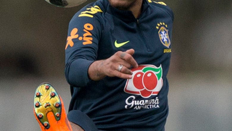 Brazil tests Willian up front with Neymar and Jesus