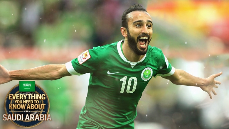 Everything you need to know about Saudi Arabia heading into the FIFA World Cup
