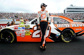 Here's what Joey Logano would have done differently at the start of his career
