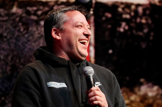 Tony Stewart says there is nothing that could get him back behind the wheel of a Cup car