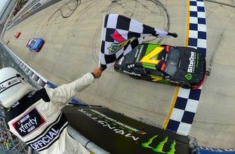 Justin Allgaier wins thriller at Dover   2018 NASCAR XFINITY SERIES   FOX NASCAR