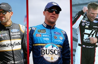 Here's what Tony Stewart's drivers call him instead of 'Mr. Stewart'