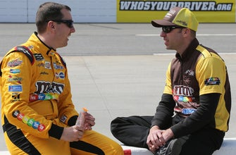 Larry McReynolds says Kyle Busch & Adam Stevens haven't even remotely reached their peak