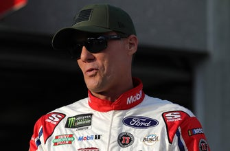 Rapid fire with Kevin Harvick