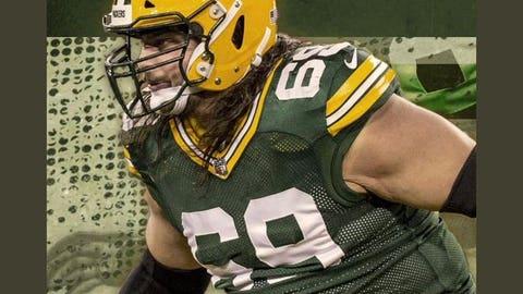 David Bakhtiari, Packers offensive lineman