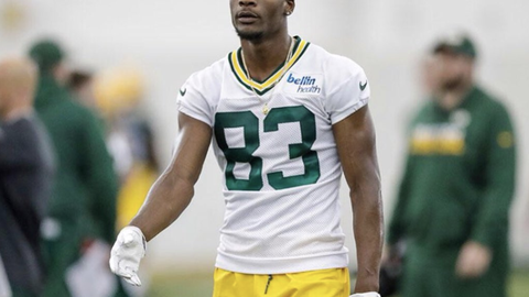 Marquez Valdes-Scantling, Packers wide receiver