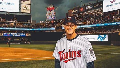 Jose Berrios, Twins pitcher