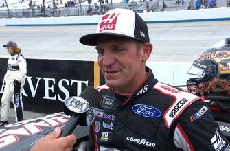 Clint Bowyer on second-place finish: 'It's fun to be running like this again' | 2018 DOVER | FOX NASCAR