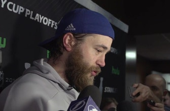 Victor Hedman wants Lightning to stick to game plan in Game 4