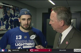 Cedric Paquette credits paying attention to little things after Game 5 win