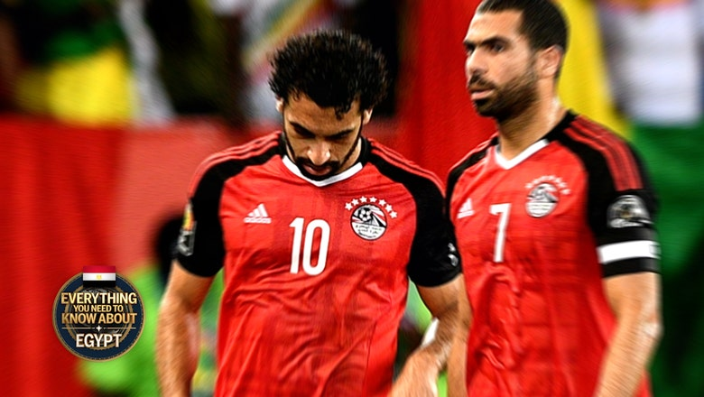 Everything you need to know about Egypt heading into the FIFA World Cup