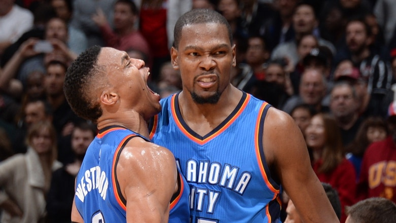 Colin Cowherd unveils why leaving Russell Westbrook was Kevin Durant's best decision ever