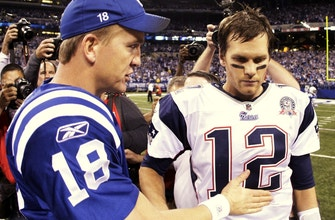 Colts DE Dwight Freeney on battling Patriots, the similarities between Peyton Manning and Tom Brady