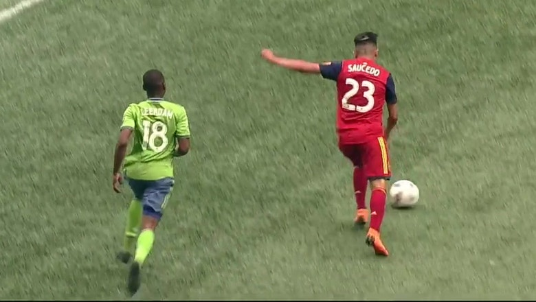 Seattle Sounders vs. Real Salt Lake | 2018 MLS Highlights