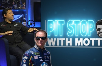 Tony Stewart: Kevin Harvick is one of the best in the industry | PIT STOP WITH MOTTE