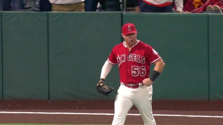 Kole Calhoun returns from DL, bats ninth Monday