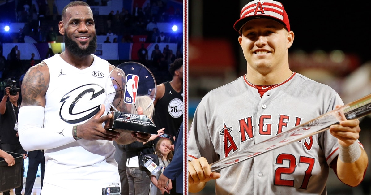 Mike Trout Is The Lebron James Of Baseball Says Nick Swisher Rus