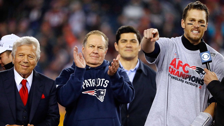 Jason Whitlock thinks Tom Brady and Robert Kraft are 'irate' with Bill Belichick