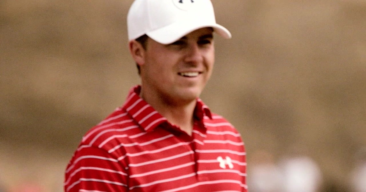 b67e0009355 History Awaits Jordan Spieth at The U.S. Open