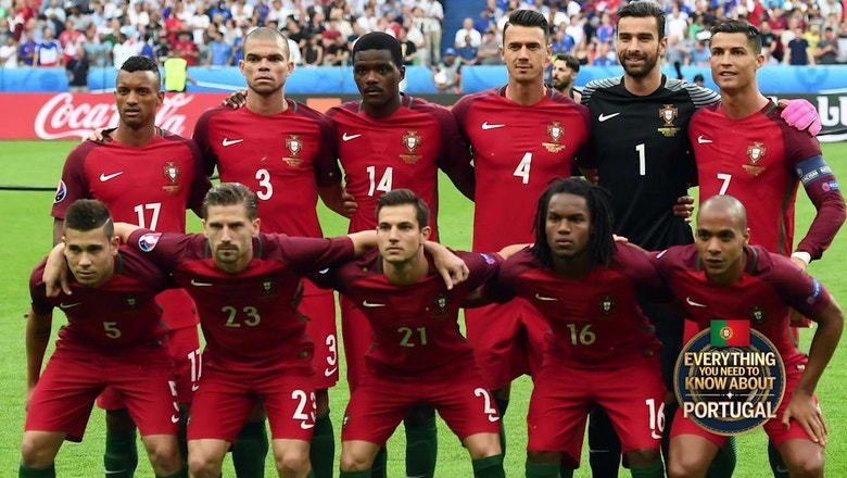 Everything you need to know about Portugal heading into the FIFA World Cup