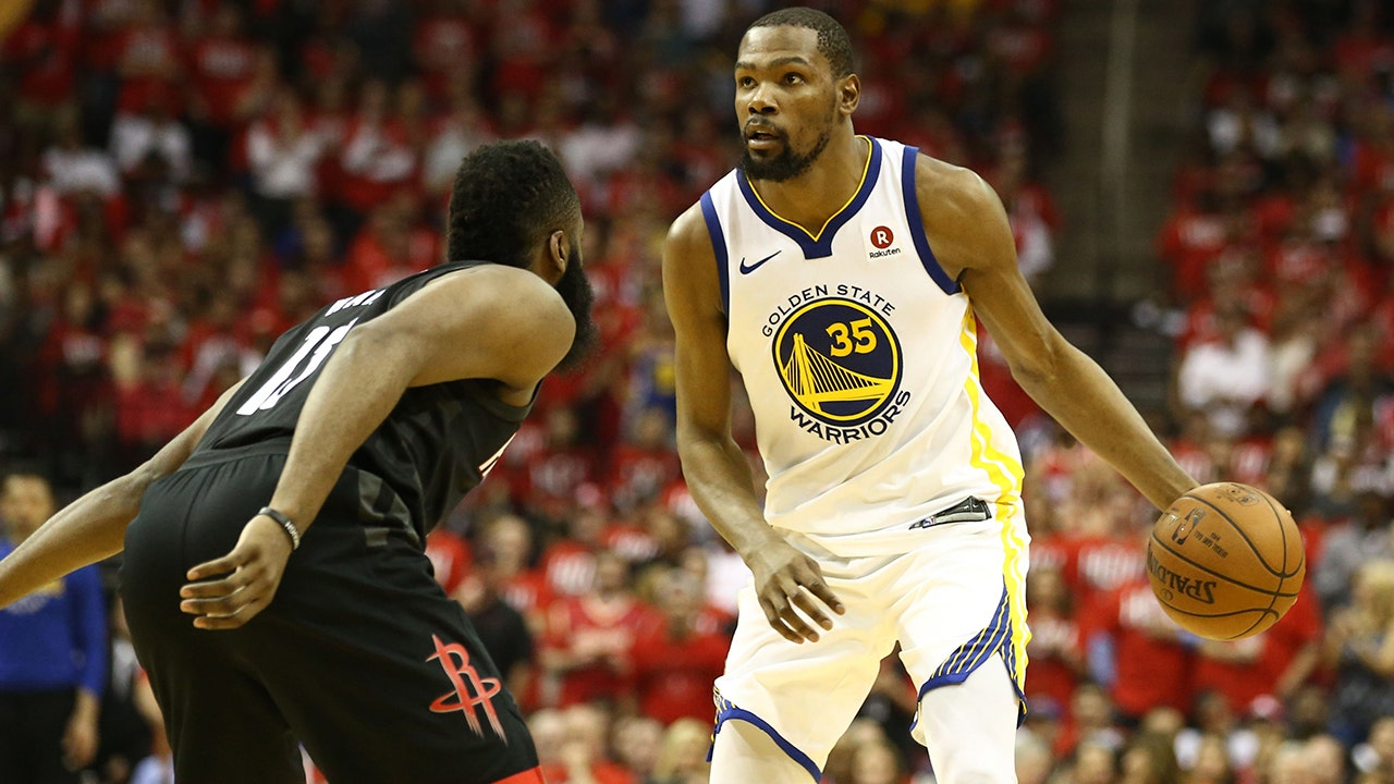 db3bc788957 Jason Whitlock: Rockets have no answer for Kevin Durant