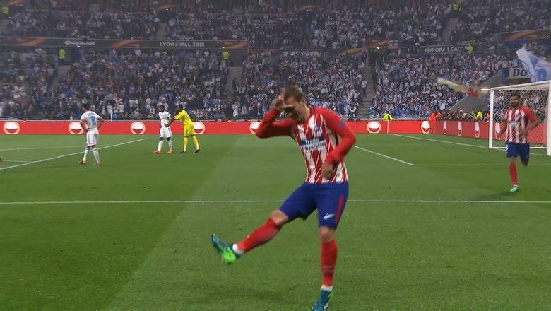90' in 90? — Marseille vs. Atletico Madrid | 2017-18 UEFA Europa League Highlights