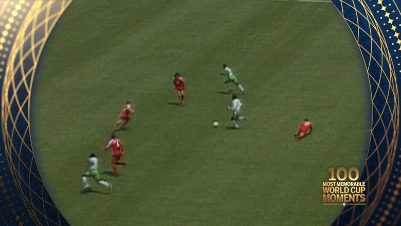 37th Most Memorable FIFA World Cup Moment: The Saudi Maradona