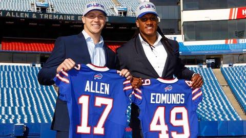 Buffalo Bills, Sept. 23