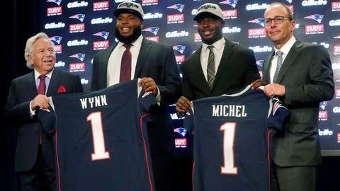 New England Patriots, Dec. 2