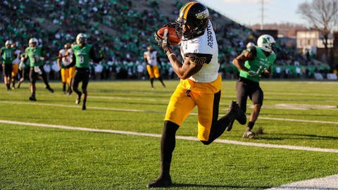 Korey Robertson, WR, Southern Mississippi