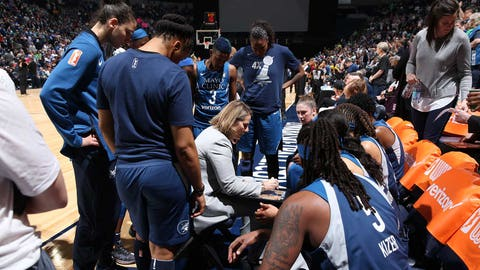 Minnesota Lynx (↓ DOWN)