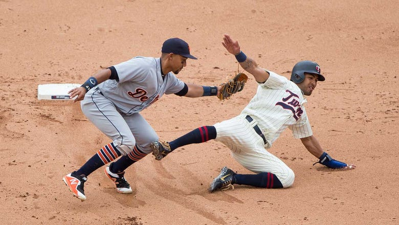 Twins trip up in series finale, lose 4-1 to Detroit