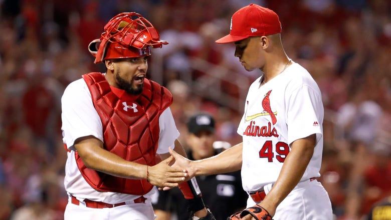 Cardinals reportedly sign Francisco Peña again as Yadi's backup