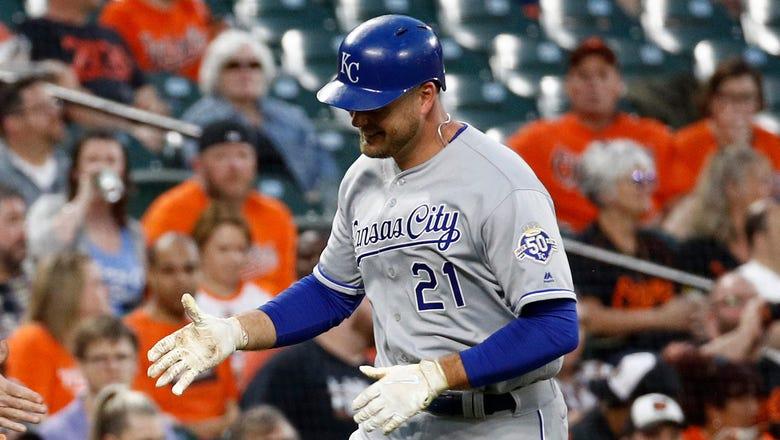 Duda returns from the DL, Royals send down Orlando