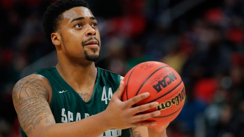 Nick Ward to return for junior year with MSU Basketball