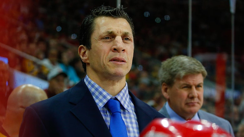 FOX Sports Carolinas, FOX Sports GO to televise Hurricanes' introduction of Rod Brind'Amour as coach