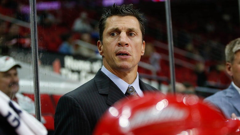 Hurricanes hire franchise legend Rod Brind'Amour as next head coach